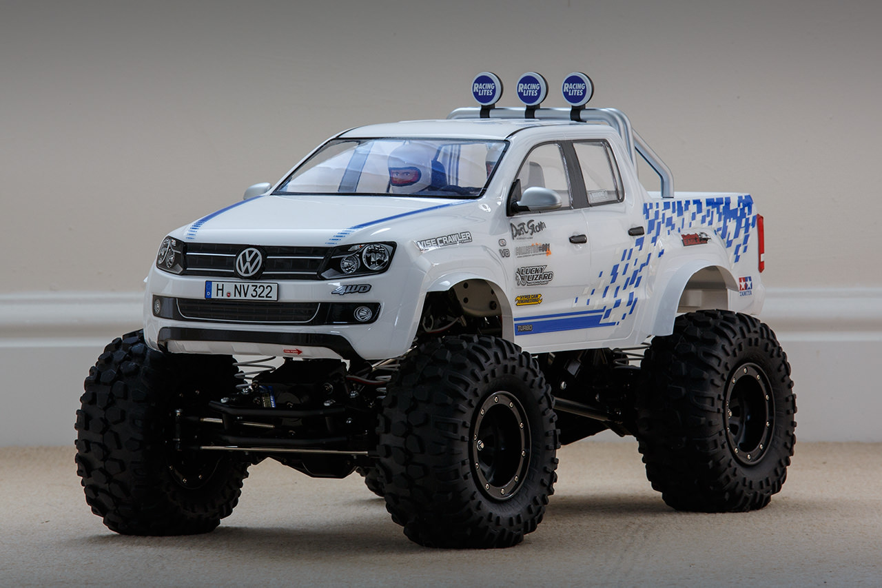 Vw Amarok Modified >> CC-01L VW Amarok? - General discussions - Tamiyaclub.com